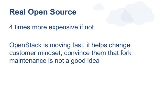 To sum up Agile as a common way of work Onboarding and Socialization Real Open Source Agile and Open Source Way