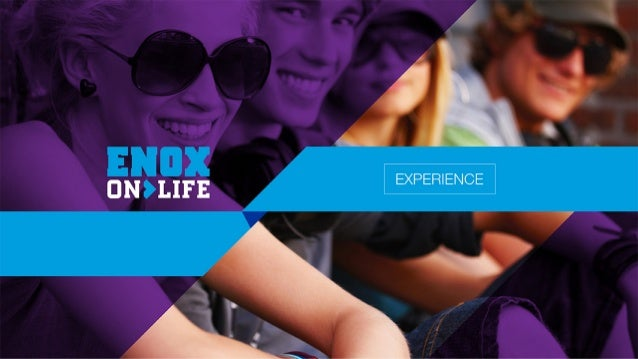 Enox on life experience 2014