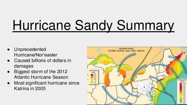 hurricane sandy 2 essay Last night, hurricane sandy -- the largest atlantic tropical system on record --  made landfall just south of atlantic city, new jersey,  see also yesterday's entry : hurricane sandy in photos  ap photo/frank franklin ii.