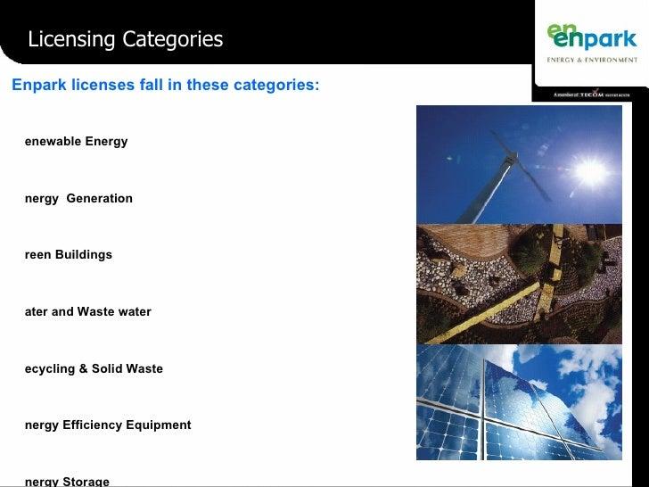 <ul><li>Renewable Energy  </li></ul><ul><li>Energy  Generation </li></ul><ul><li>Green Buildings </li></ul><ul><li>Water a...