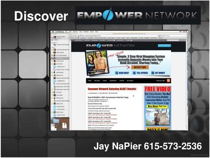 Discover           Jay NaPier 615-573-2536