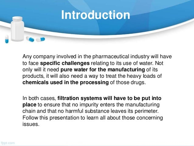 importance of tqm in pharma industry Total quality management in pharma sector - free download as powerpoint   taboo manufacturing cost was fraction of sales hence very little significance of .