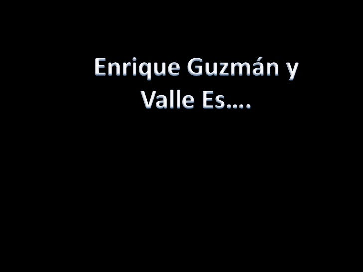 Enqrique g .v .
