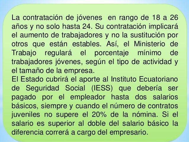 En que cambio la seguridad social en el ecuador for Diferencia entre licencia de apertura y licencia de actividad