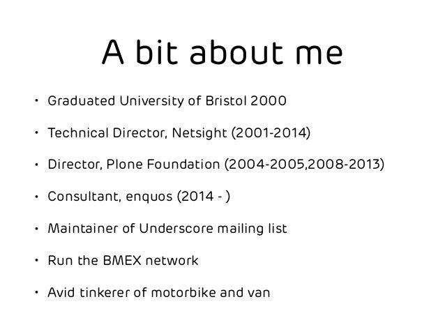 A Journey Through Open Source Slide 2