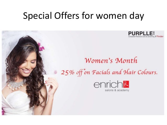 Enrich saloon in Mumbai- haircuts,hair spa, hair style