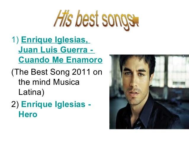 Enrique Iglesias by Roman Spirkin