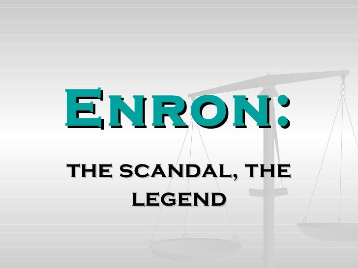 enron corporation the real scandal essay Enron scandal term paper leave a reply should look through a free example term paper on enron scandal and see how a real expert term paper or essay with.