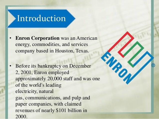Enron company
