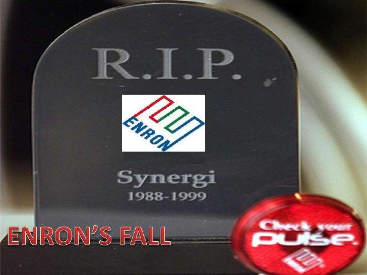 ENRON'S FALL<br />