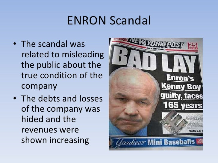 fall of enron The fall of enron paul m healy and krishna g palepu f rom the start of the 1990s until year-end 1998, enron' s stock rose by 311 percent, only modestly higher than the rate of growth in the standard.