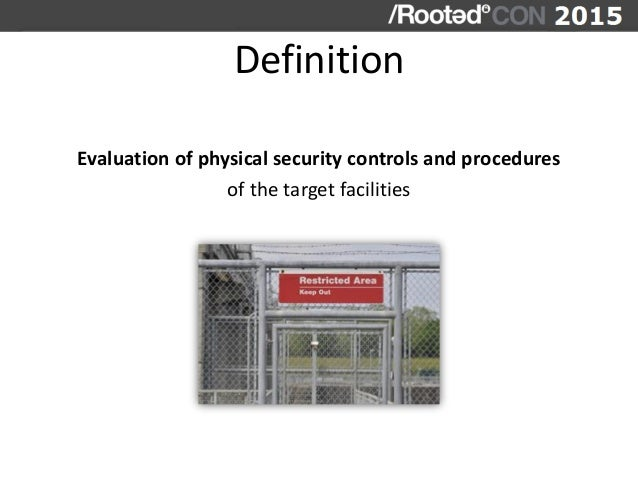 Physical security penetration testing 13