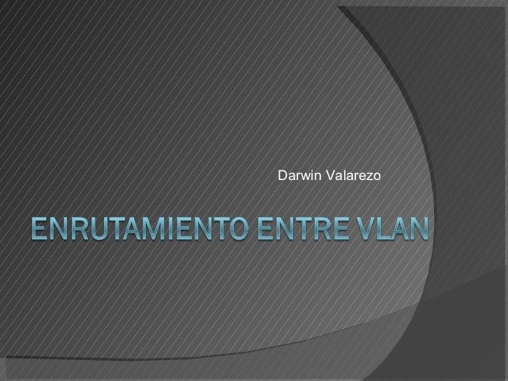 Darwin Valarezo