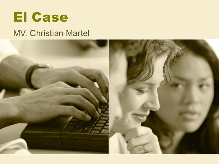 El Case MV. Christian Martel