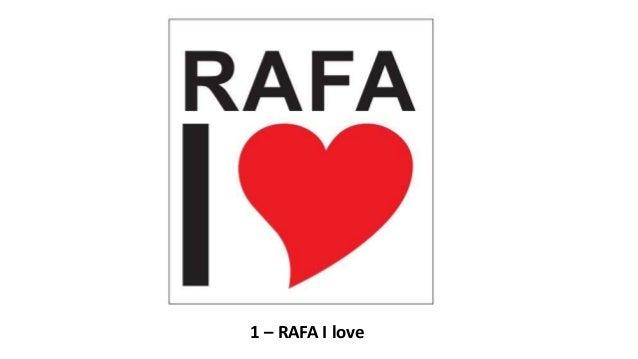 1 – RAFA I love