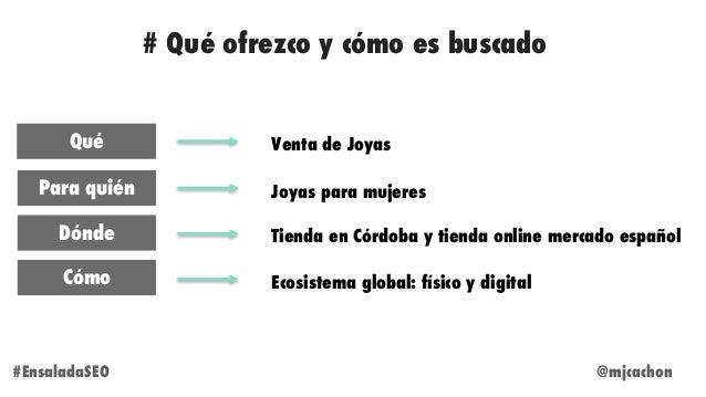 # Qué ofrezco y cómo es buscado Qué Para quién Dónde Cómo Venta de Joyas Joyas para mujeres Tienda en Córdoba y tienda onl...