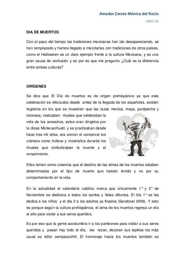 Amador Zarate Mónica del Rocío                                                                      LMKT; A5DIA DE MUERTOS...