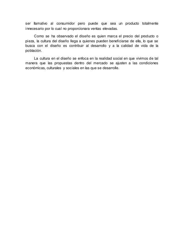 """""""RELACION ENTRE LA CULTURA Y EL DISEÑO"""" Slide 3"""