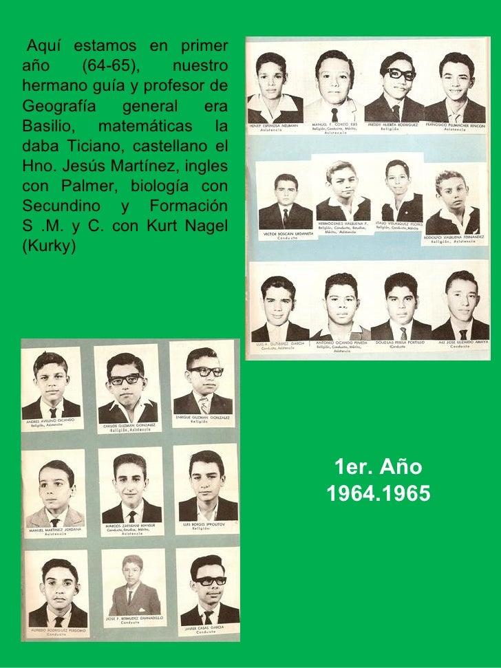 Revista del Colegio 1ro y 3er año Slide 2
