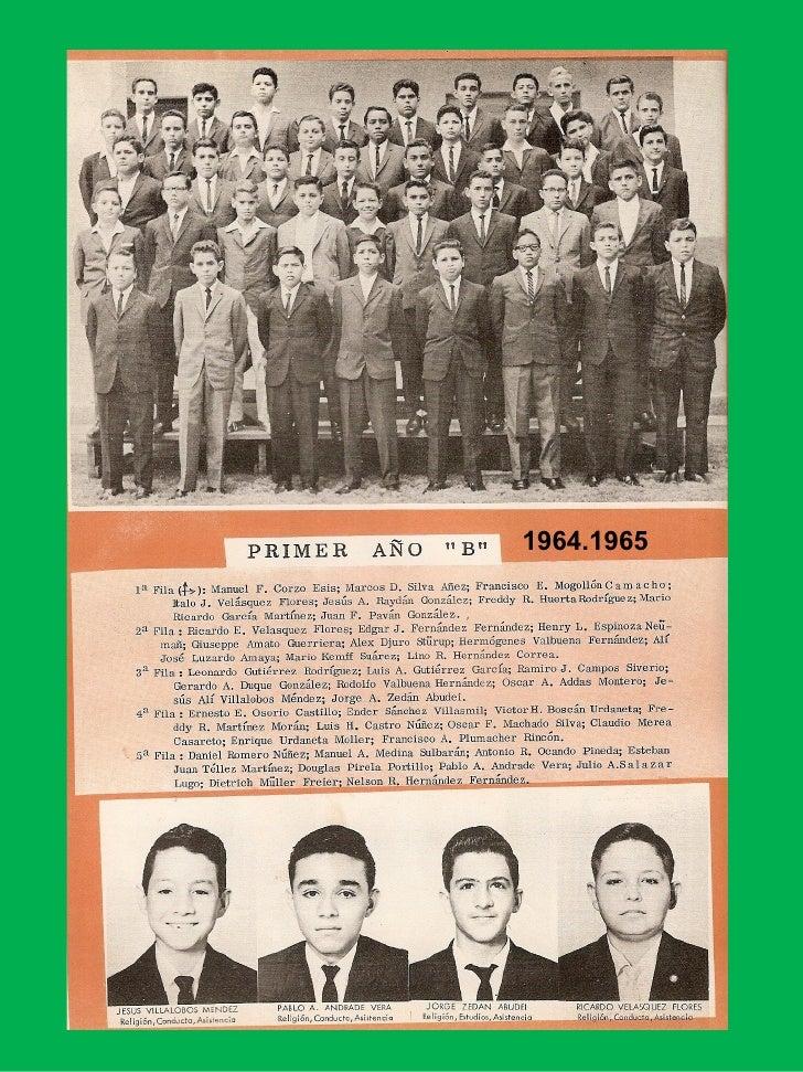 Revista del Colegio 1ro y 3er año Slide 3