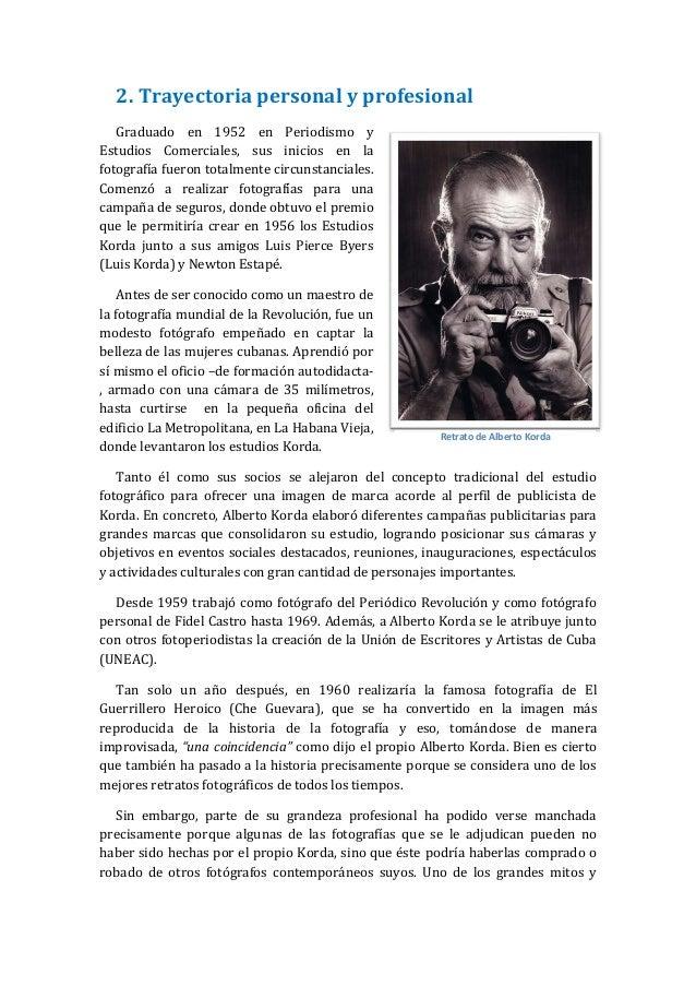 Ensayo sobre Alberto Korda - Natalia Pérez Mas 3efe04f7f11