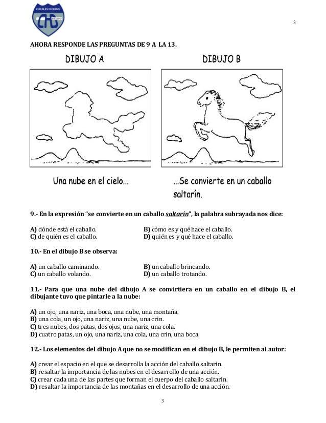Ensayo de simce lenguaje n° 1 Slide 3