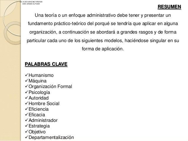 LIC. ELÍAS SANCHEZ ARENAS   MAE-CINADE-SLP-MEX                                                                         RES...