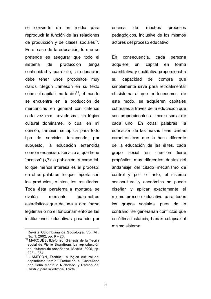pierre bourdieau Pierre bourdieu datos biogrÁficos el sociólogo y antropólogo francés pierre-félix bourdieu nacido en 1930 en denguin (pirineos atlánticos), francia.