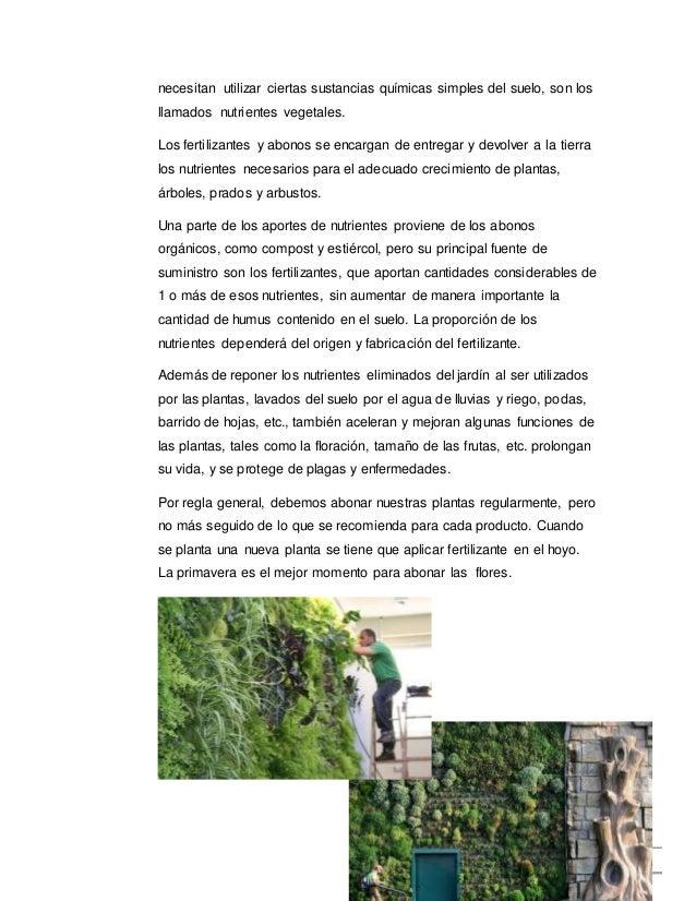 jardines verticales ForJardines Verticales Introduccion
