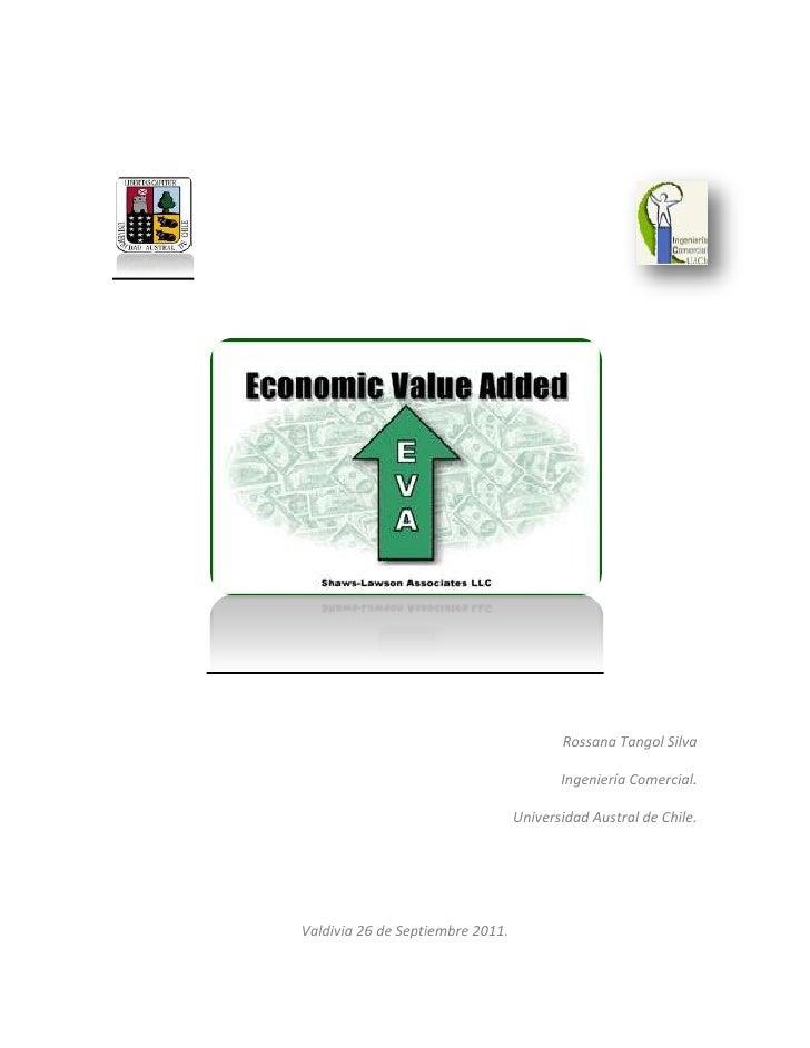 eva economic value added. Black Bedroom Furniture Sets. Home Design Ideas