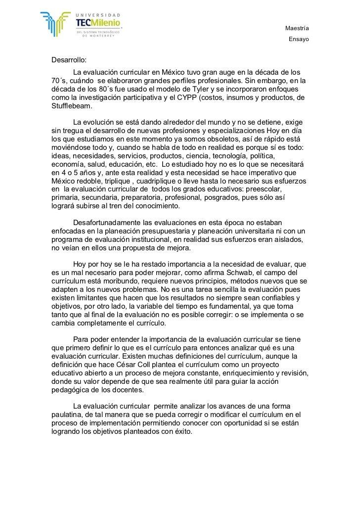 Ensayo maestria bloque_uno[2] Slide 2