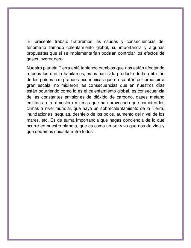CAMBIO CLIMATICO ENSAYO PDF by betsygqmh - Issuu