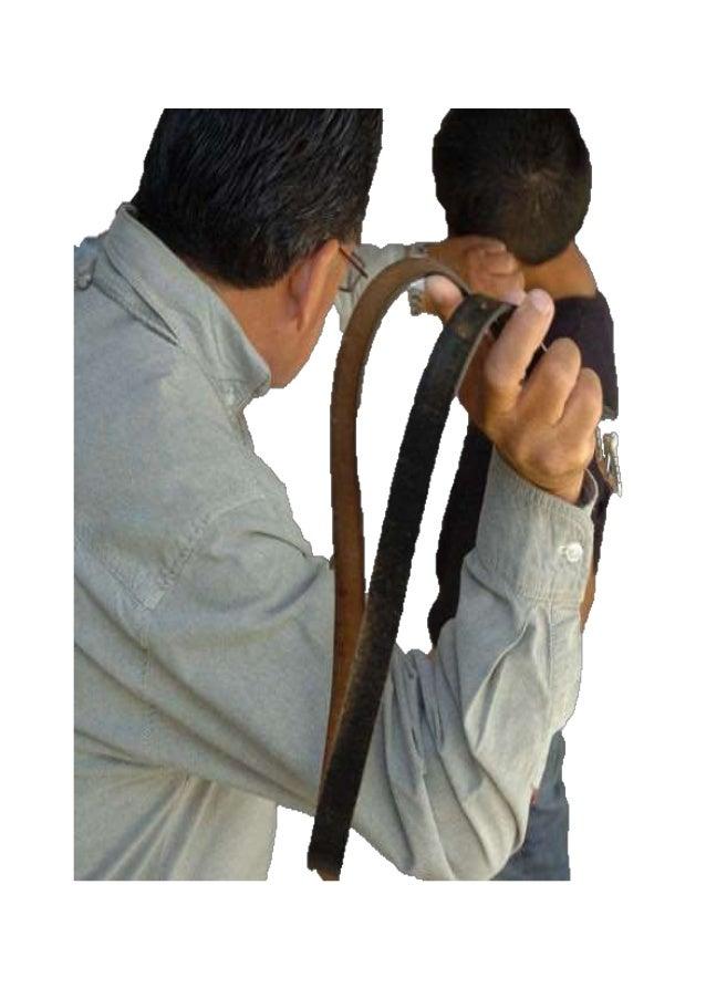 Ensayo sobre el maltrato infantil