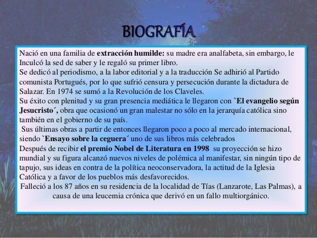 Ensayo sobre la ceguera José Saramago interpretación