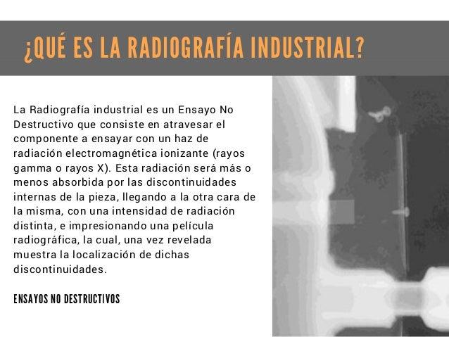 Resultado de imagen para inspección industrial rayos x