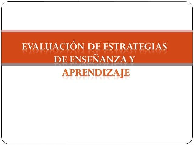 La evaluación se entiende como una actividad básicamente valorativa, investigadora y facilitadora del cambio educativo y d...
