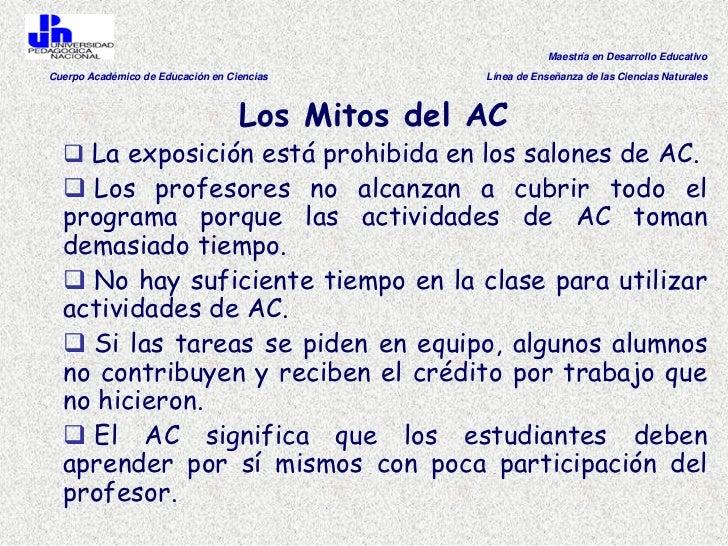Enseñar po Competencias en MéXico