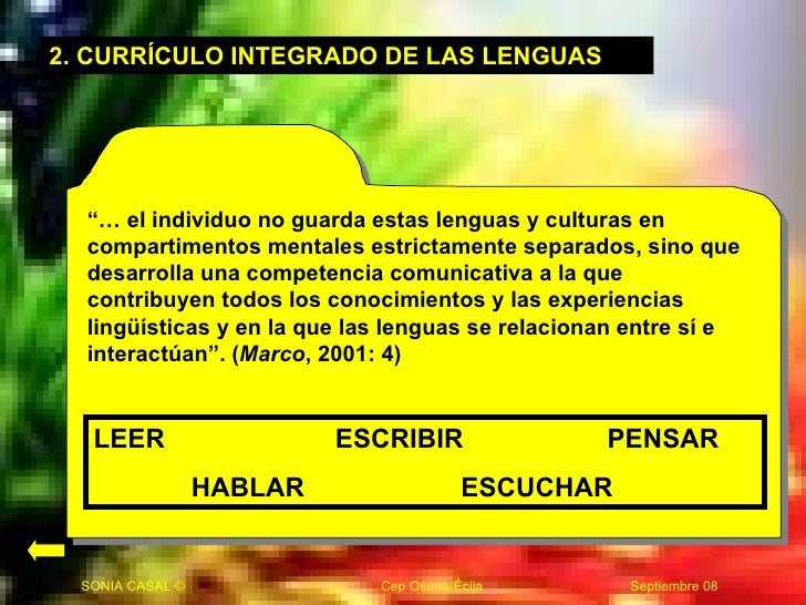 Enseñanza Bilingue Os Sept 08