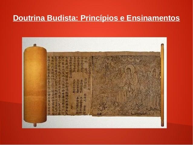 Doutrina Budista: Princípios e Ensinamentos