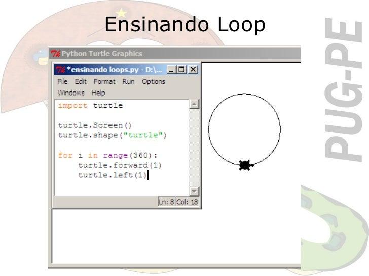 Ensinando Loop