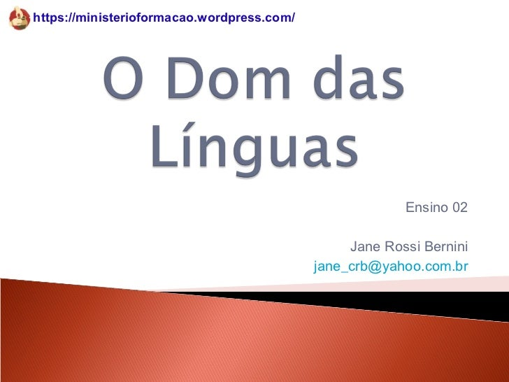 https://ministerioformacao.wordpress.com/                                                         Ensino 02               ...