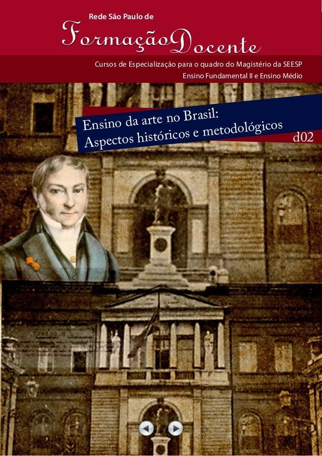 Cursos de Especialização para o quadro do Magistério da SEESP Ensino Fundamental II e Ensino Médio Rede São Paulo de Ensin...