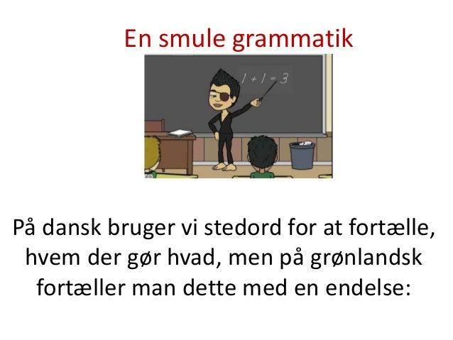 jeg elsker dig på grønlandsk