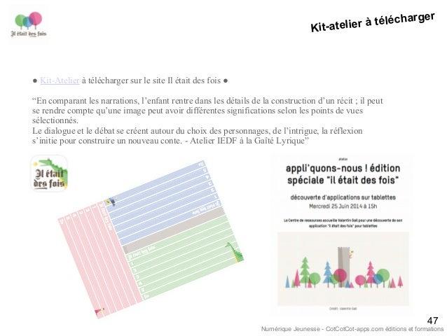 """Kit-atelier à télécharger 47 ● Kit-Atelier à télécharger sur le site Il était des fois ● """"En comparant les narrations, l'e..."""
