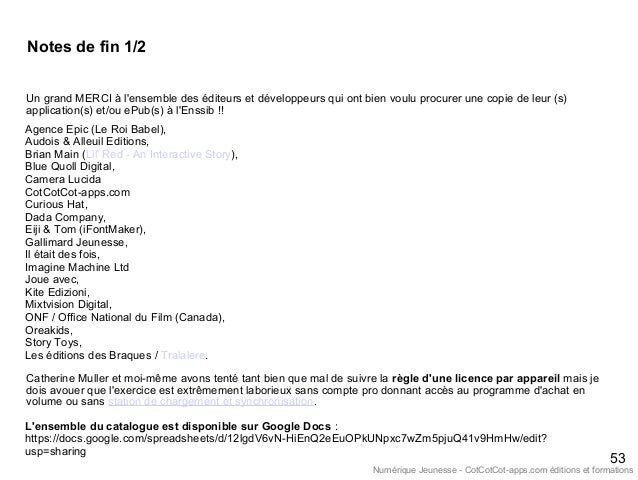 Agence Epic (Le Roi Babel), Audois & Alleuil Editions, Brian Main (Lil' Red - An Interactive Story), Blue Quoll Digital, C...