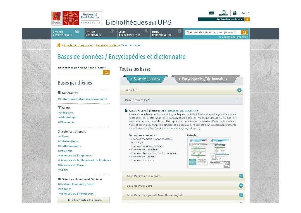 03/04/2012   Les aspects techniques de l'intégration des ressources   11                     numériques dans l'offre docum...