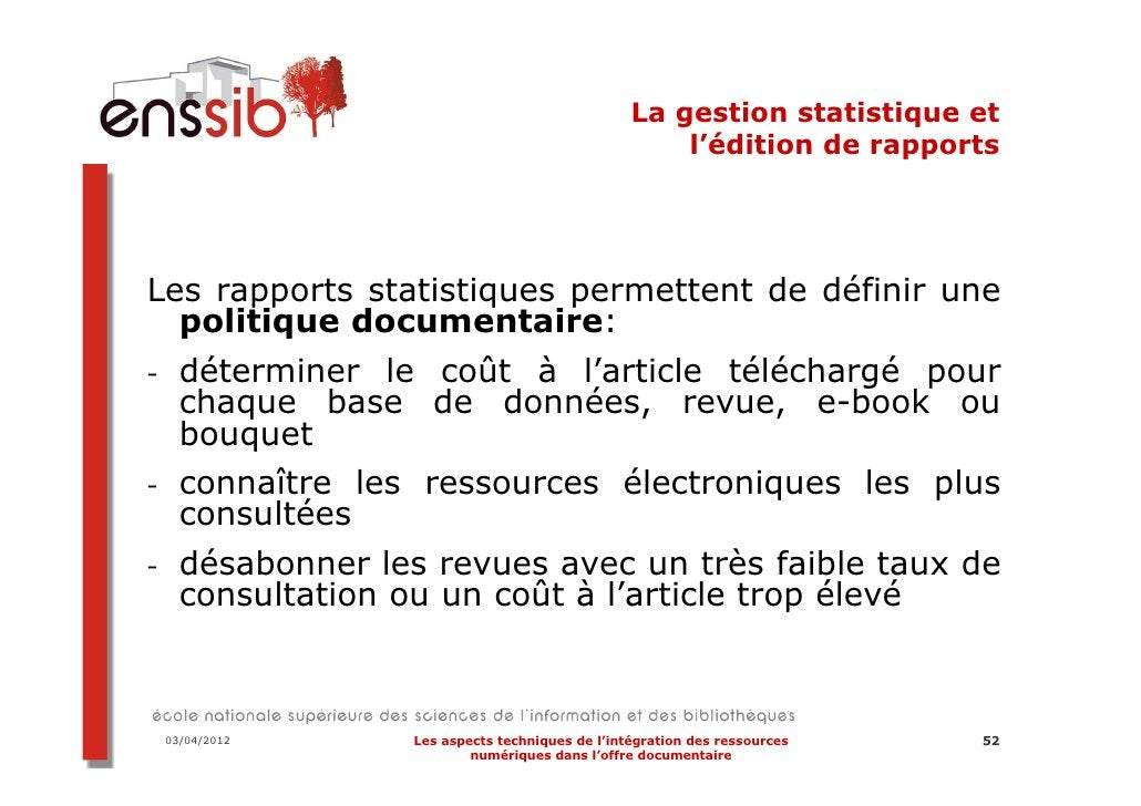 Les ERMS                                                                      commercialisés03/04/2012   Les aspects techn...