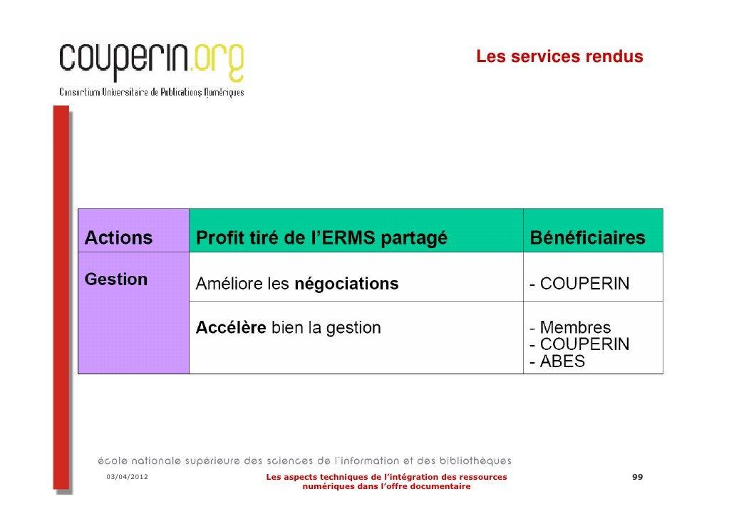 Les nouveaux chantiers…  Des URM au « Système de Gestion de   Bibliothèque mutualisé »…  L'ABES a engagé dès 2011 une réfl...