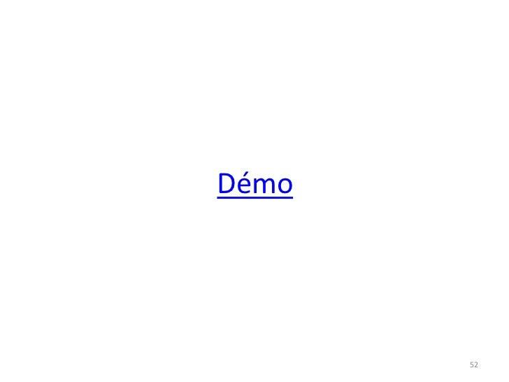 RDF<br />Standard W3C<br />Existe depuis 1998, mais décolle aujourd'hui<br />Resource Description Framework<br />Cadre gén...