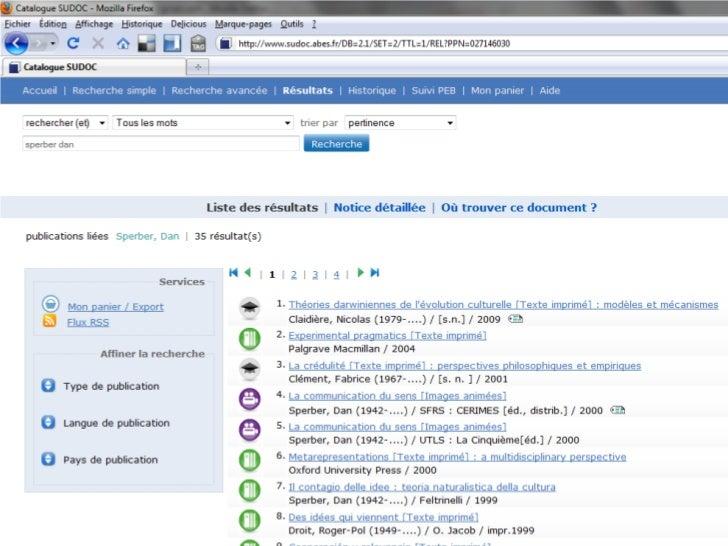 RDF : moins de souciFrontières institutionnellesFrontières interprofessionnelles Manque d'imaginationBiais<br />Plus de fr...